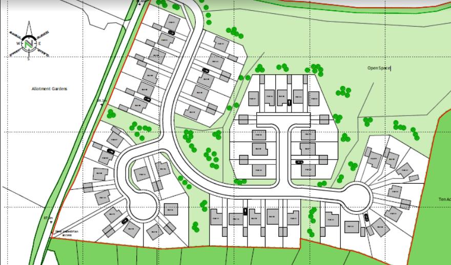 Dorset proposed