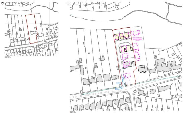 Location Block Plan