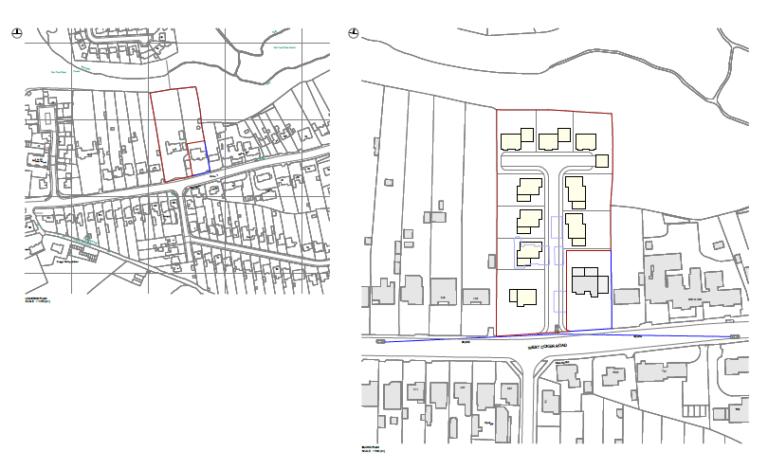 Location Block Plan S1