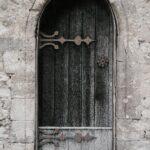 Creepy Front Door